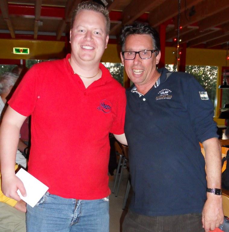 Cees Minnema en Christian Grimberg winnen Jetting Boulodrome toernooi