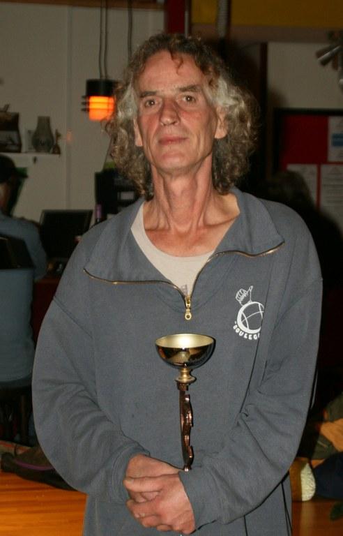 Claude Llamas wint Interne Competitie Boulegoed