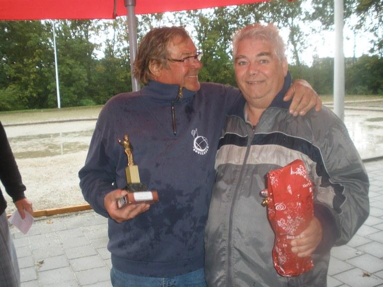 Gerrit Hiemstra wint Dirk Kooistra toernooi 2010