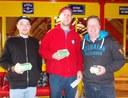 Favorieten winnen Open Fries tripletten toernooi