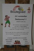 Boulegoed organiseert Duitse feestavond op 24 november!!!!!!