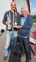 Frans- Jan Hengst wint het Dirk Kooistra toernooi