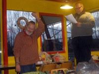 Hein Vogelaar winnaar Nieuwjaarstoernooi Boulegoed