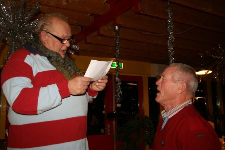 Jan Wolff winnaar supergezellig Nieuwjaars toernooi Boulegoed.