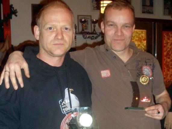 Klaas de Jong met Duco Broersma kampioen doubletten bij Boulegoed
