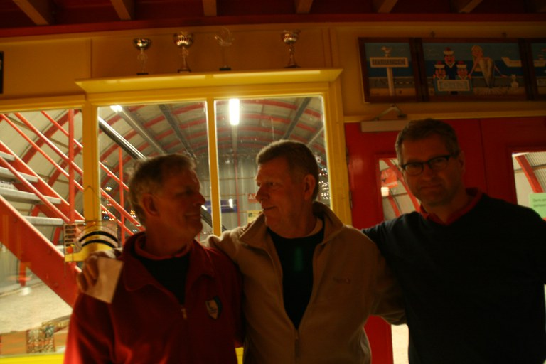 Marcel ter Slaa wint met Martin Bakker het Open Harlinger Boulodrome toernooi