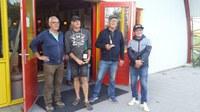 Rein Koning wint Dirk Kooistra Toernooi