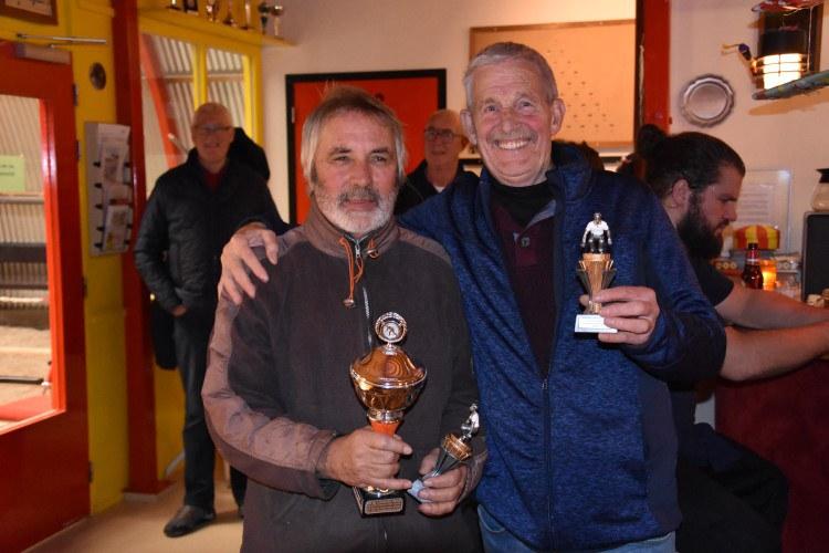Reitze van de Veen en Folly Berends clubkampioenen 2018