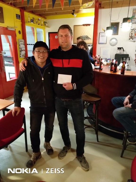 Rik Moorlag en Loc van Lee winnen Boulodrome toernooi 2019
