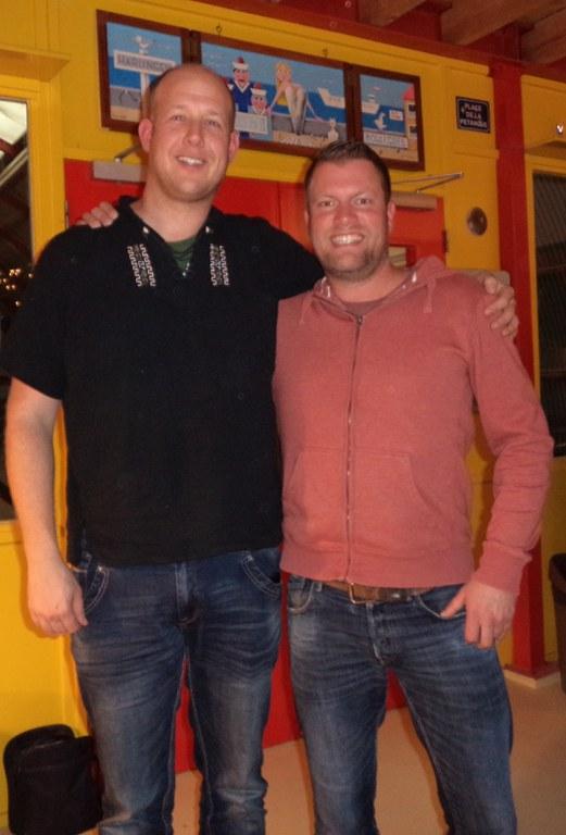 Rik Moorlag wint met Mark Norder Jetting Boulodrome toernooi
