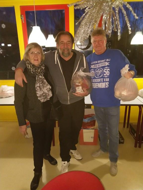 Tiny Smit en Zoran Djucanovic winnen het Nieuwjaarstoernooi