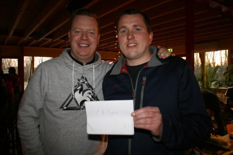 Wouter Hoekstra en Christian Grimberg winnen Stienen man toernooi