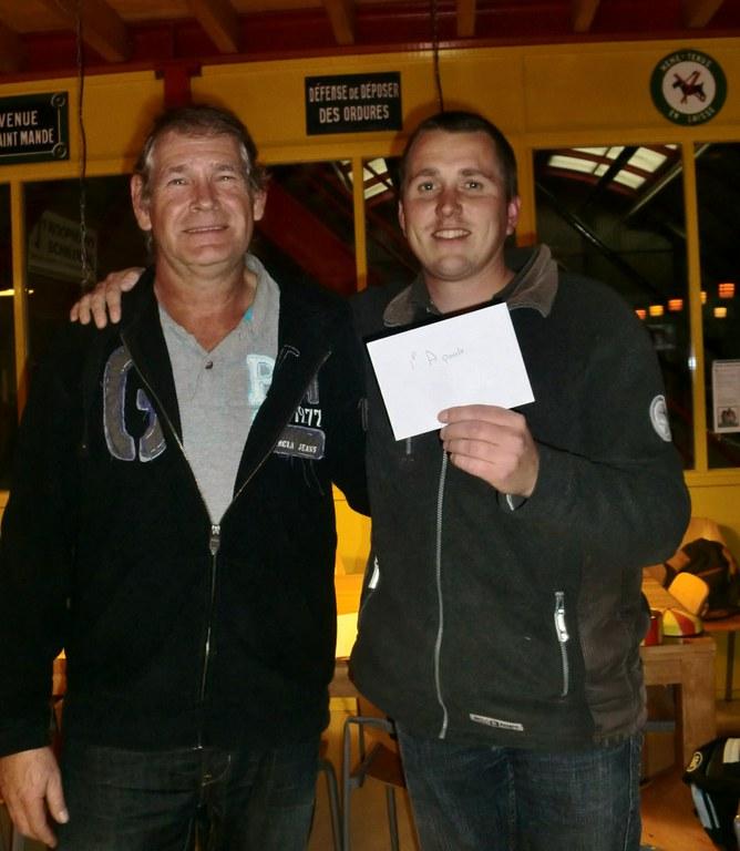 Wouter Hoekstra en Jan van Aalderen winnen in zinderende finale Jetting Boulodrome toernooi